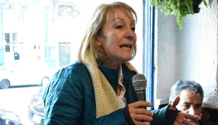 Ministra de Industria, Carolina Cosse. Foto: LARED21.