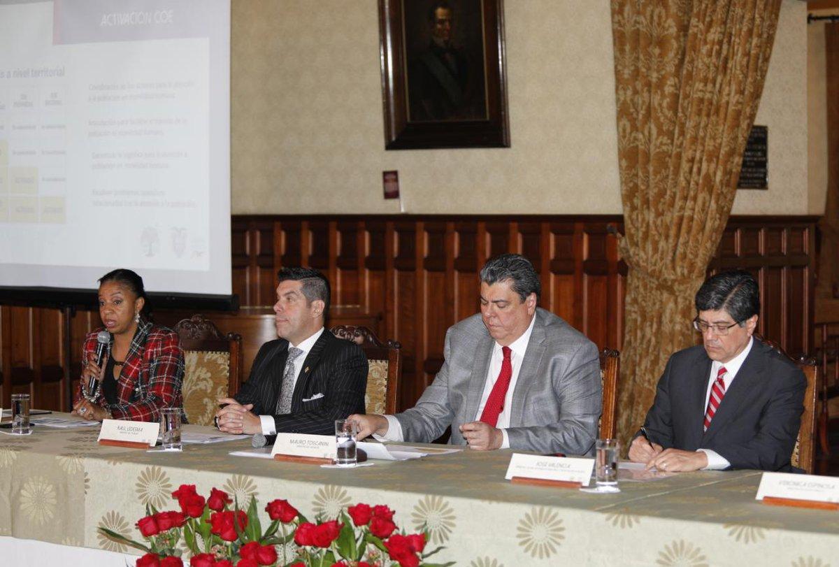 Foto: Gobierno de Ecuador