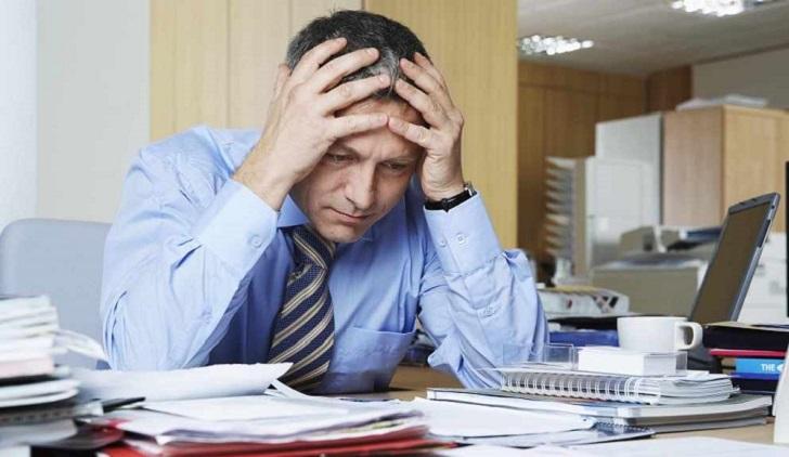 El estrés puede generar problemas de salud mental a 3 de cada 10 empleados. fOTO: pIXABAY