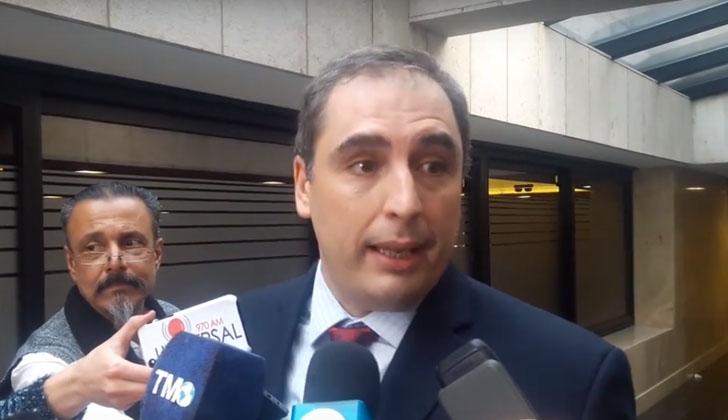 Subsecretario del Ministerio de Educación y Cultural, Pablo Ferreri.
