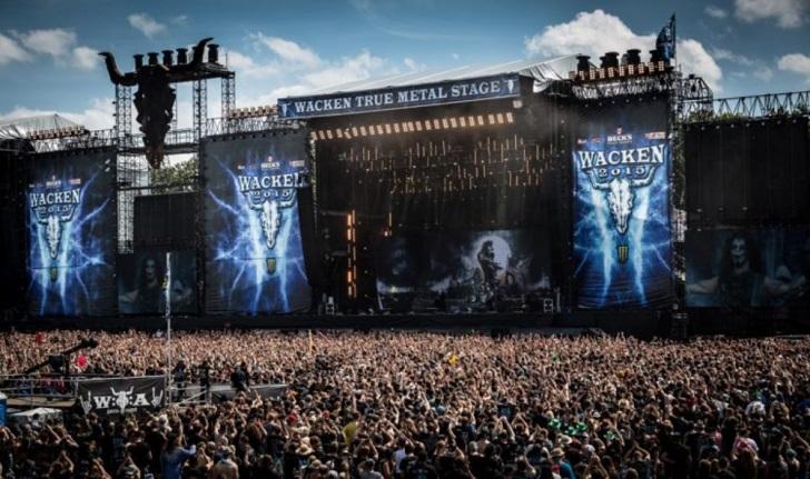Ancianos escapan de su asilo para ir a un festival de metal