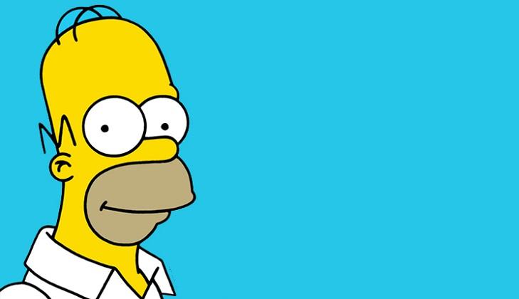 Para este artista, así sería Homero Simpson en la vida real