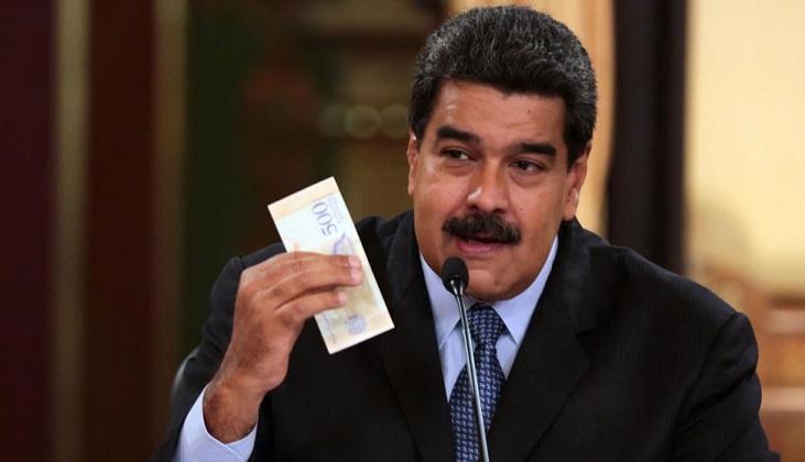 Maduro lanza reconversión monetaria contra la hiperinflación