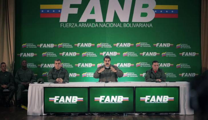 "Maduro: Juan Manuel Santos ""dio la orden de preparar mi asesinato"""