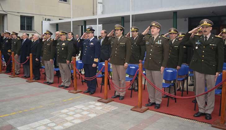 Foto: Dirección Nacional de Sanidad de las Fuerzas Armadas.