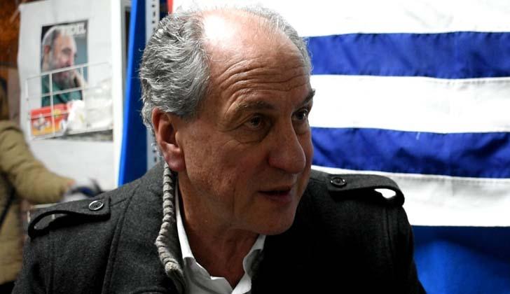 Ministro Ernesto Murro: Esta reforma no tiene nada que ver con la batalla por memoria, verdad y justicia. Foto: LARED21.