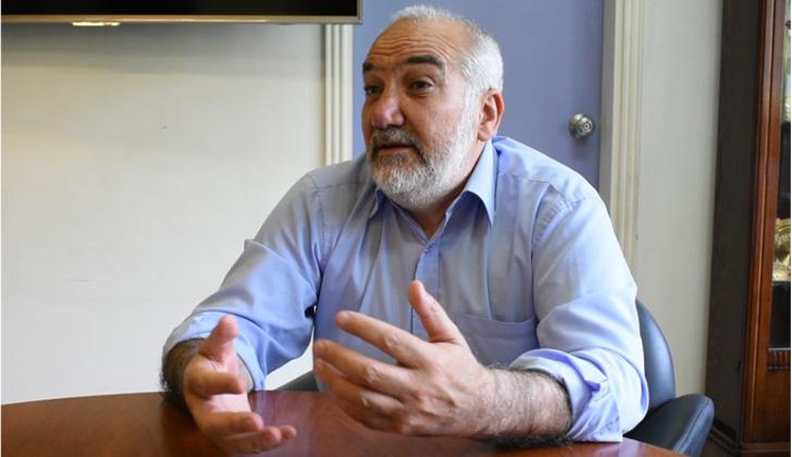 Presidente del Consejo Directivo Central (CODICEN) de la Administración Nacional de Educación Pública (ANEP), Wilson Netto.