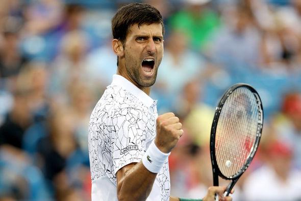 Djokovic vuelve a la final de Cincinnati - Deportes