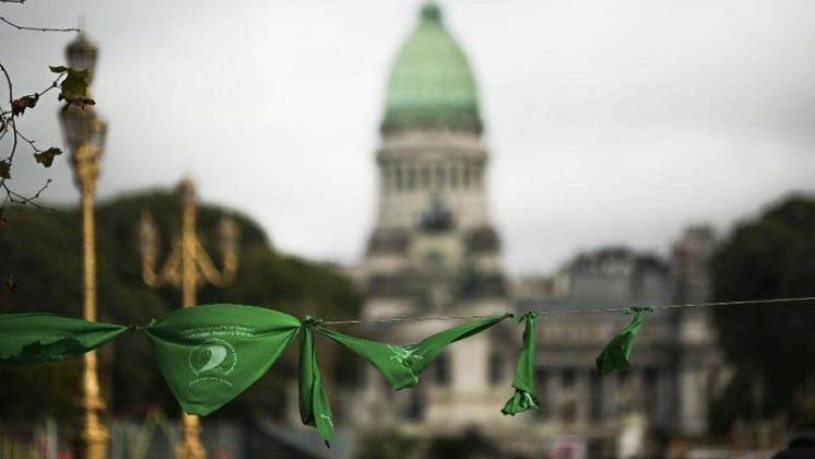El Senado argentino mantuvo la penalización del aborto