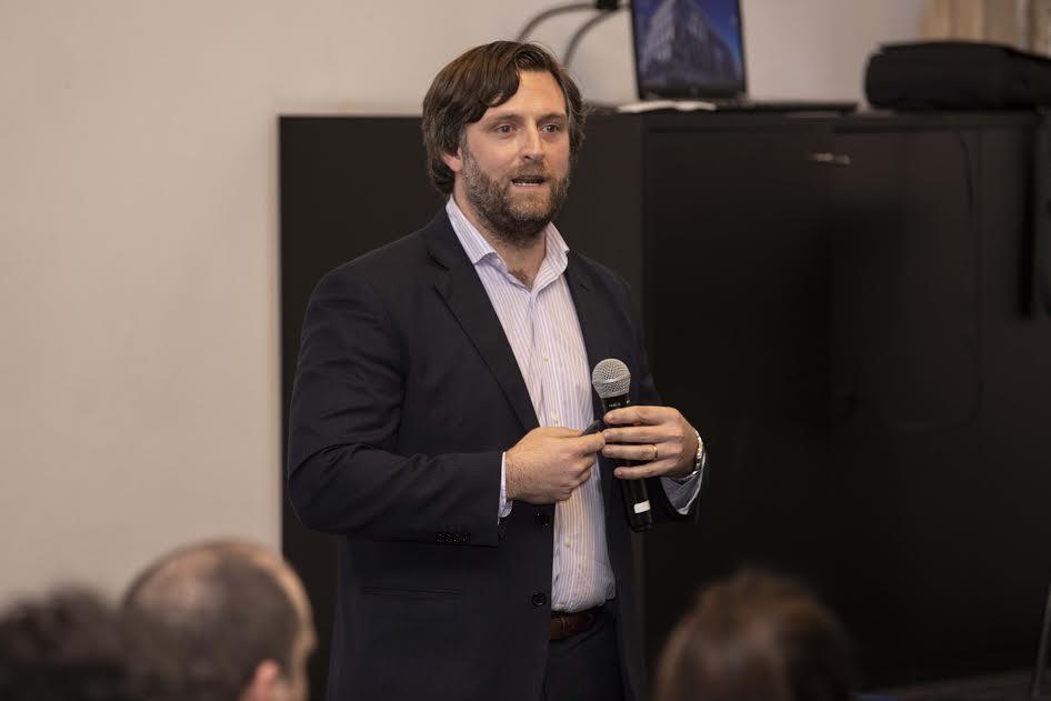 Bruno Baccino, gerente de Consultoría de CPA FERRERE