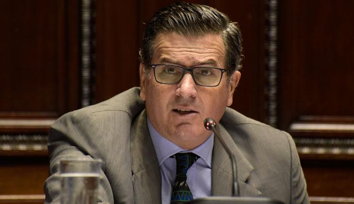 El senador colorado Pedro Bordaberry presidirá el Comité interventor de la AUF.