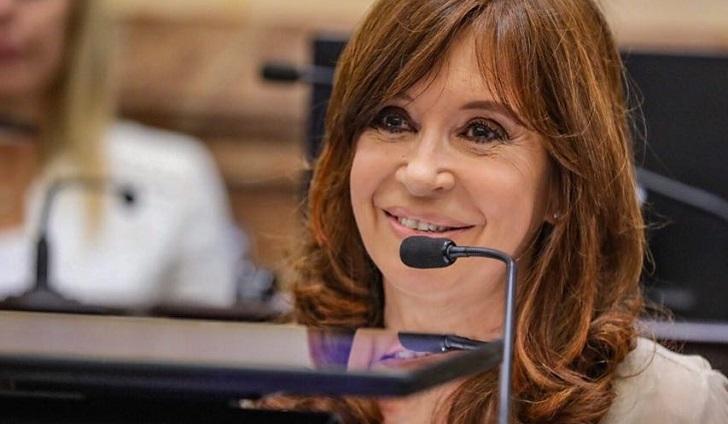 CFK denunció una operación judicial en su contra. Foto: Facebook CFK