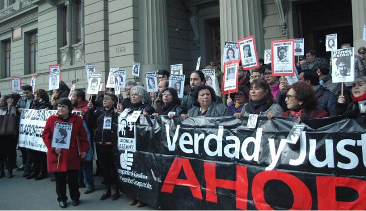 La justicia chilena excarceló a 7 represores condenados por delitos de lesa humanidad