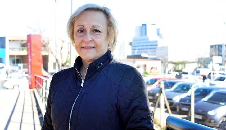 Ginecóloga Nancy Murillo.