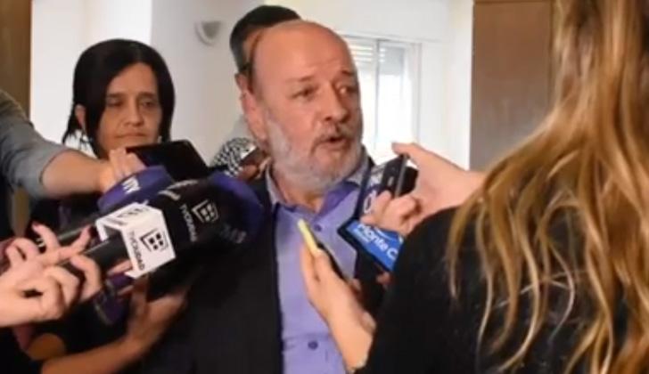 Presidente del BPS, Heber Galli.