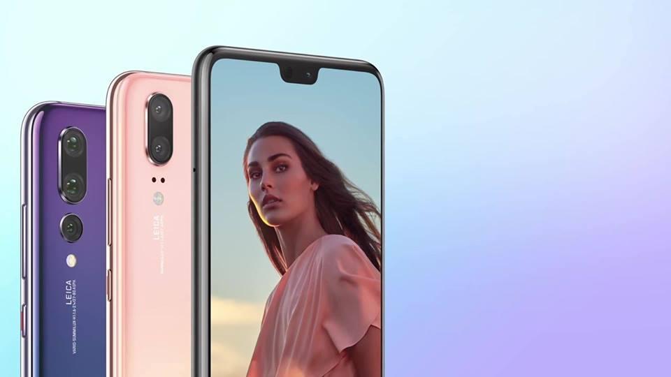 Foto: Huawei Smartphones