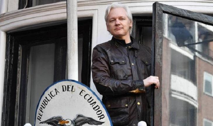 El Comité de Inteligencia del Senado de EE.UU. llama a Julian Assange a testificar