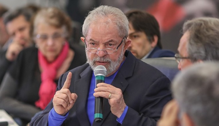 La Justicia impugnó la candidatura de Lula — Brsil