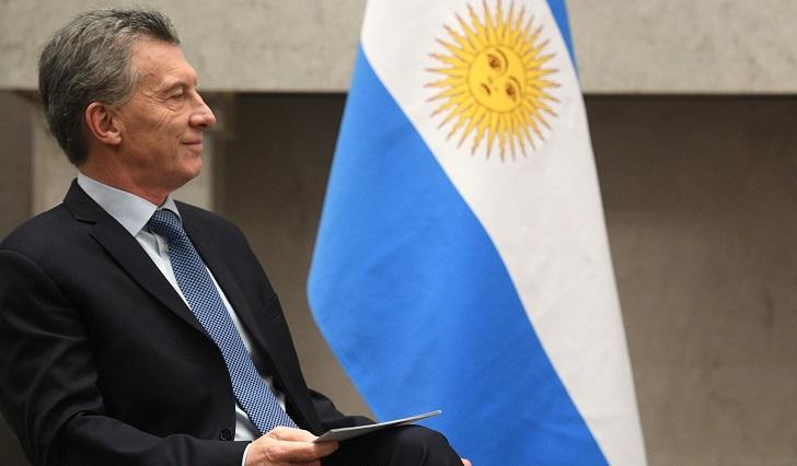 """Macri pidió un adelanto al FMI para """"garantizar el cumplimiento del programa financiero"""" de 2019"""
