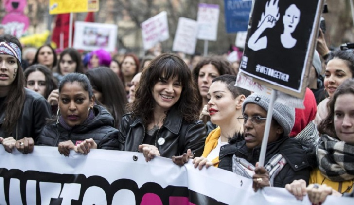 "Rose McGowan a Asia Argento: ""Sé sincera. Deja que la justicia actúe"""