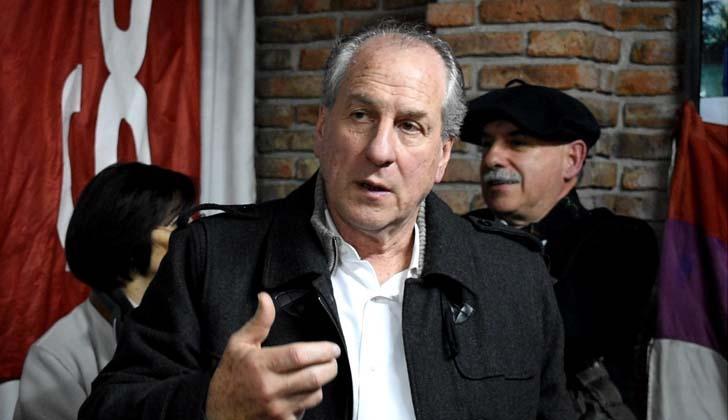 Murro en el Comité de Base en el comité Giambruno - Collazo.