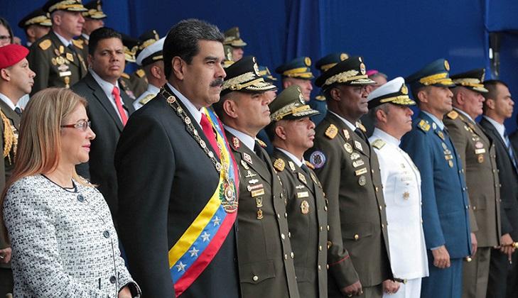 """Colombia: Las acusaciones de Maduro son """"absurdas"""" y """"carecen de todo fundamento"""".."""