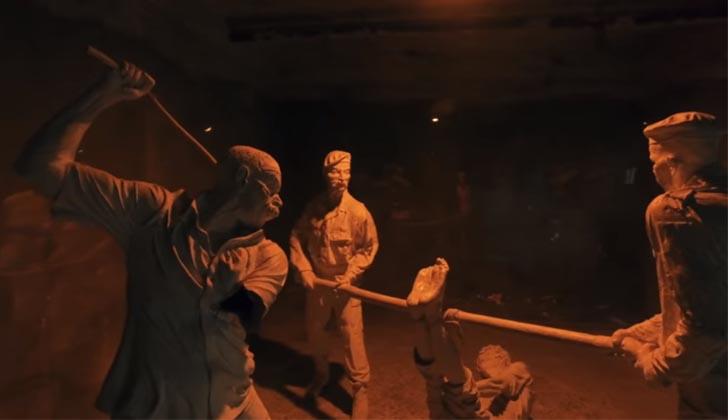 """Captura de pantalla. Video """"Del terror a la sanación: rehabilitación de las víctimas de la tortura"""". Naciones Unidas."""