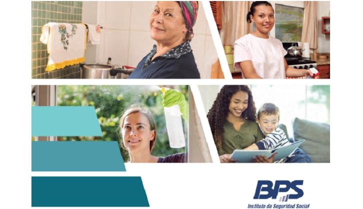 Trabajadoras domésticas duplicaron el salario en los últimos 10 años. Foto: BPS