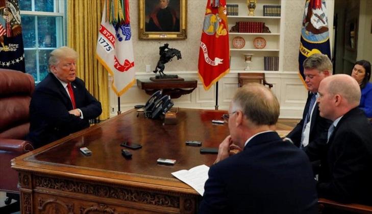 Trump levantaría sanciones antirrusas si Rusia colabora con EE.UU.