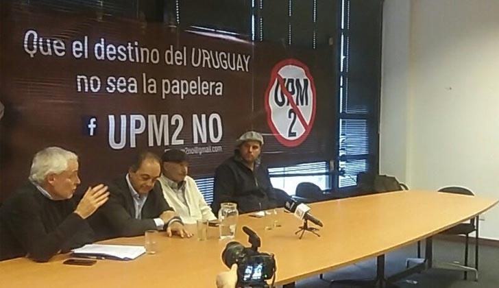 Movimiento por un Uruguay Sustentable.