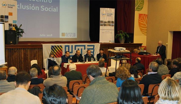 III encuentro de Inclusión Social de UTE.