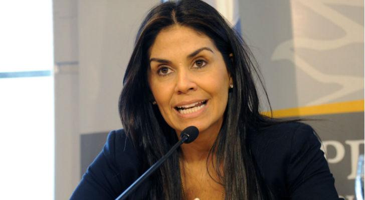 """Verónica Alonso: """"Hoy el Mides es un comité de base del PCU, ha institucionalizado la pobreza"""""""
