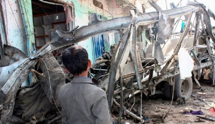 La bomba usada por Arabia Saudí contra un autobús de niños en Yemen fue suministrada por EEUU