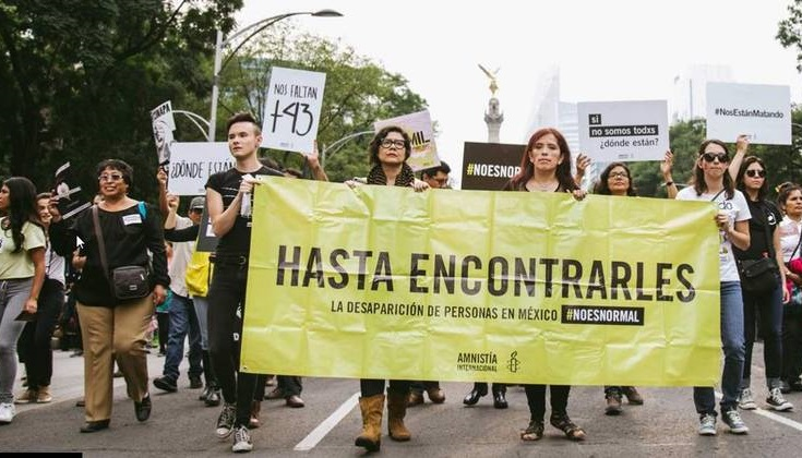 AI: crear una Comisión de la Verdad, la última oportunidad de Peña Nieto en caso Ayotzinapa. Foto: AI