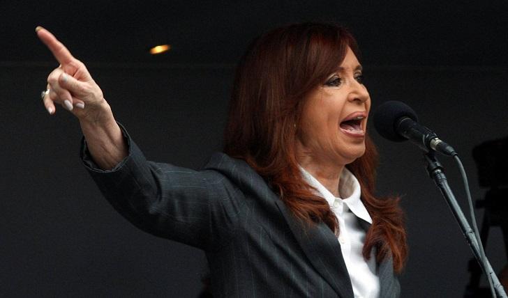 """CFK: """"Podrán excavar toda la Patagonia que no van a encontrar nada para involucrarme""""."""