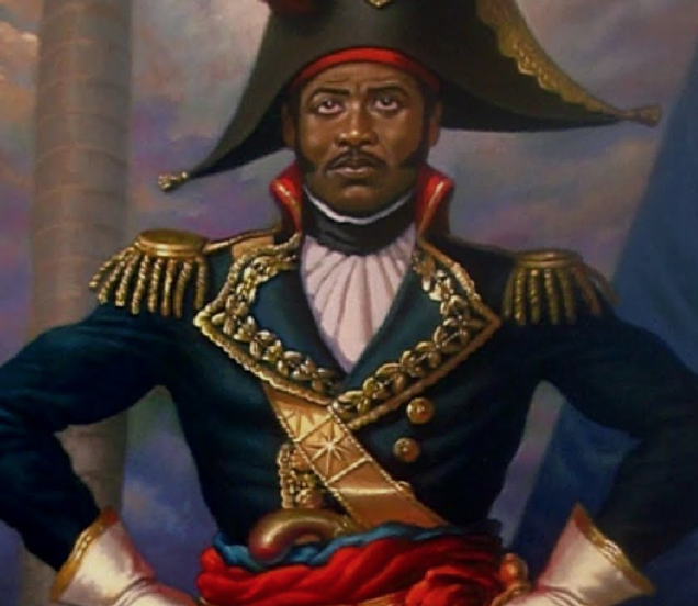 Representación de un artista de Jean-Jacques Dessalines