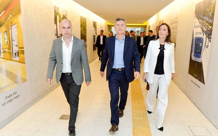 Macri reduce su gabinete a la mitad y anunciará ajustes económicos este lunes. Foto: Tiempo Argentino