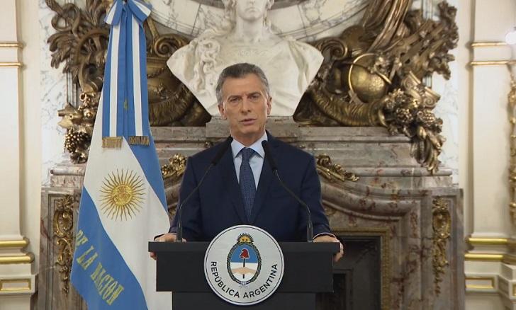"""Macri: """"Sabemos que con la devaluación la pobreza va a aumentar"""""""