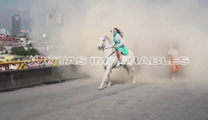 """""""Juntas imparables"""", la campaña feminista de Nike en México"""