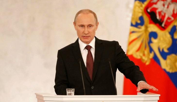 """Putin: """"Hemos encontrado a los sospechosos de envenenar a los Skripal y sabemos que son civiles""""."""