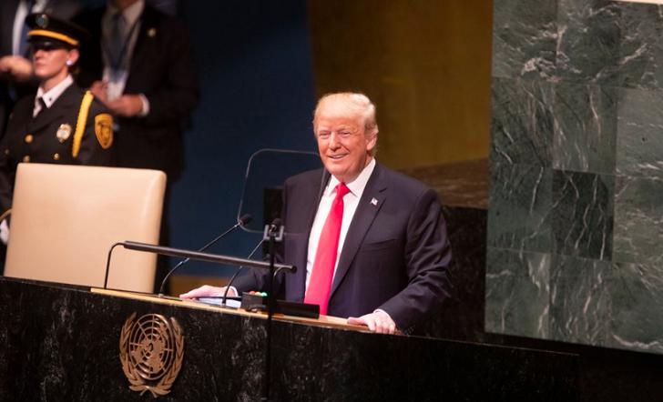 """Trump se autoelogió en la ONU: """"Mi administración ha logrado más que casi ninguna otra"""""""