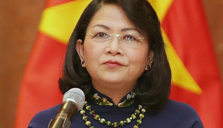 Una mujer asume por primera vez la presidencia de Vietnam