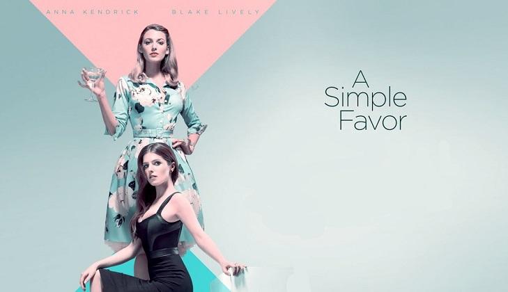 """Anna Kendrick espera que el filme """"A simple favor"""" pueda terminar con la guerra de madre ama de casa y las que trabajan"""