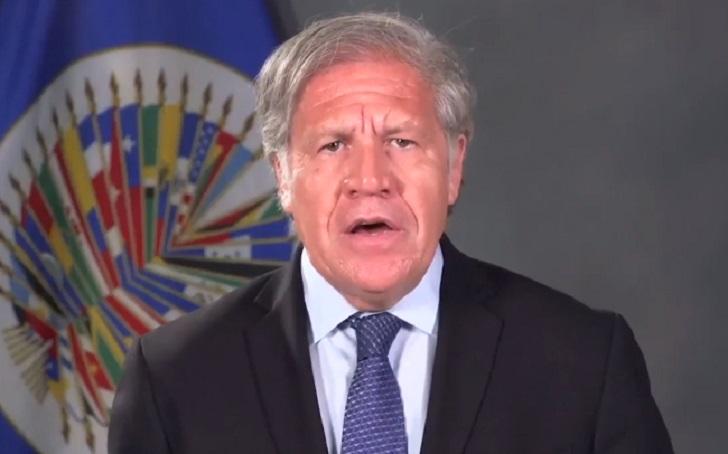 Almagro: Ni me callo, ni me voy hasta que la dictadura de Maduro caiga