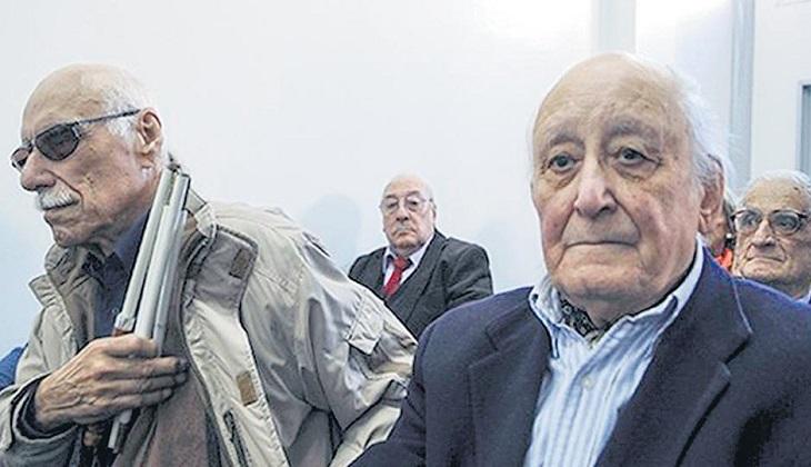 Condenan a 45 años a represor argentino por robo de bebés y tortura