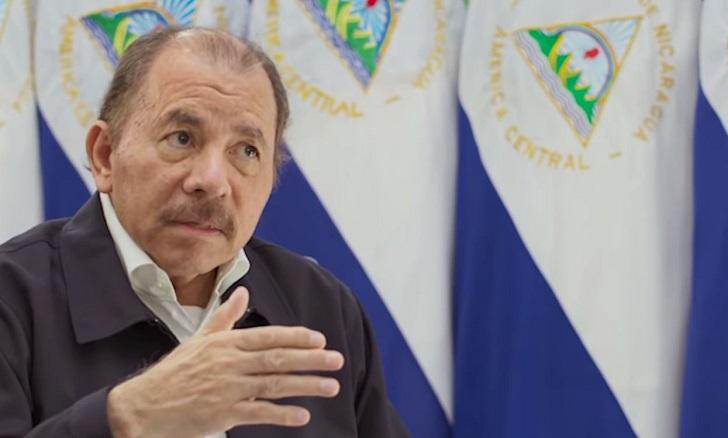 """Daniel Ortega: """"Estoy dispuesto a conversar con Trump"""""""