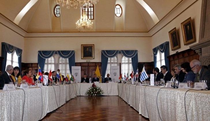 Declaración de Quito sobre la migración venezolana