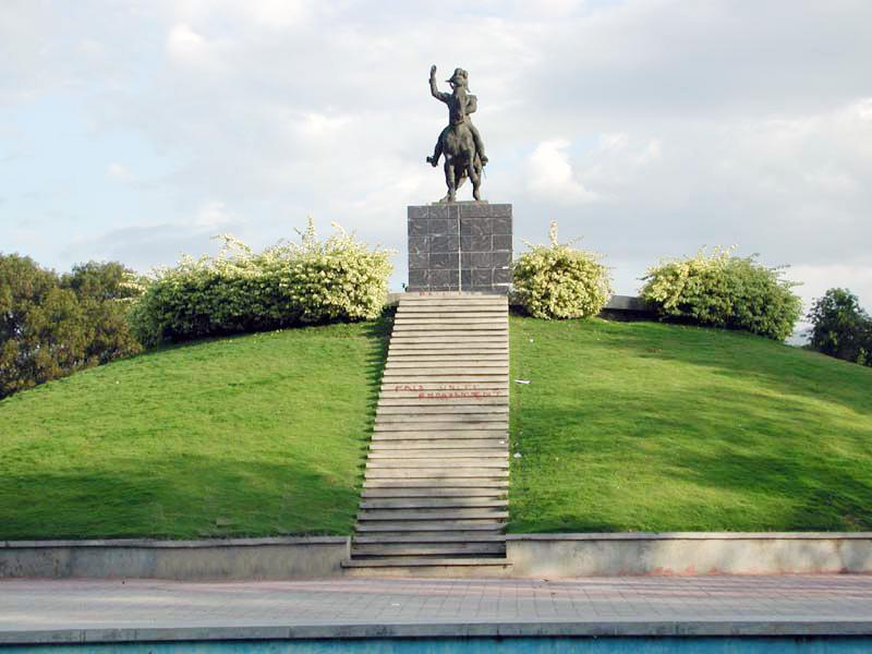 Place Jean-Jacques Dessalines, en el centro de Port-au-Prince. Foto cortesía de papajulmis.com