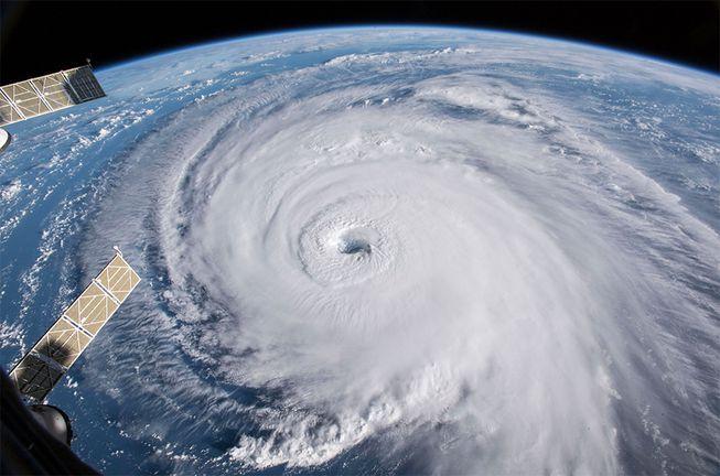 Así avanza el huracán Florence — En vivo