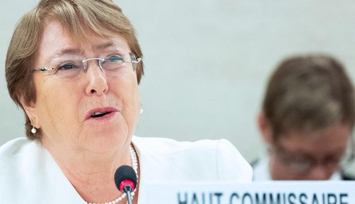 Nicaragua y Venezuela en el primer discurso de Bachelet como jefa de DDHH de la ONU